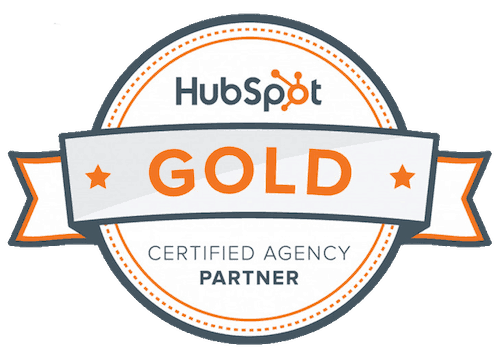 hubspot gold partner agency evolve marketing